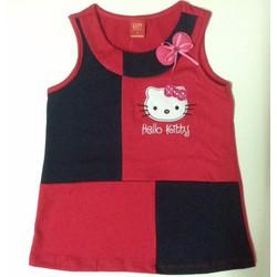 Đầm Hello Kitty cho bé gái