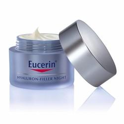 Kem dưỡng chống nhăn da ban đêm Hyaluron Night Cream - Eucerin