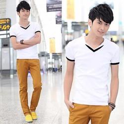 Quần kaki Hàn Quốc cho chàng phong cách trẻ trung, năng động