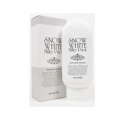 Kem dưỡng trắng da toàn thân Snow White Milky Pack 200g Hàn Quốc