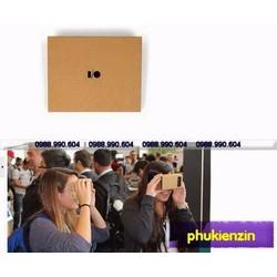 Google Cardboard kính thực tại ảo Virtual Reality hình