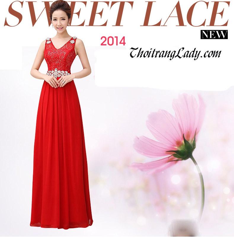 Đầm dạ hội sang trọng DV364 2