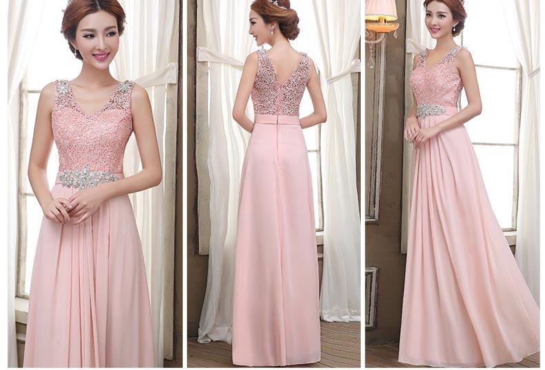 Đầm dạ hội sang trọng DV364 11