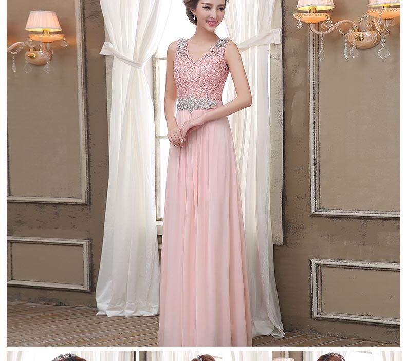 Đầm dạ hội sang trọng DV364 14