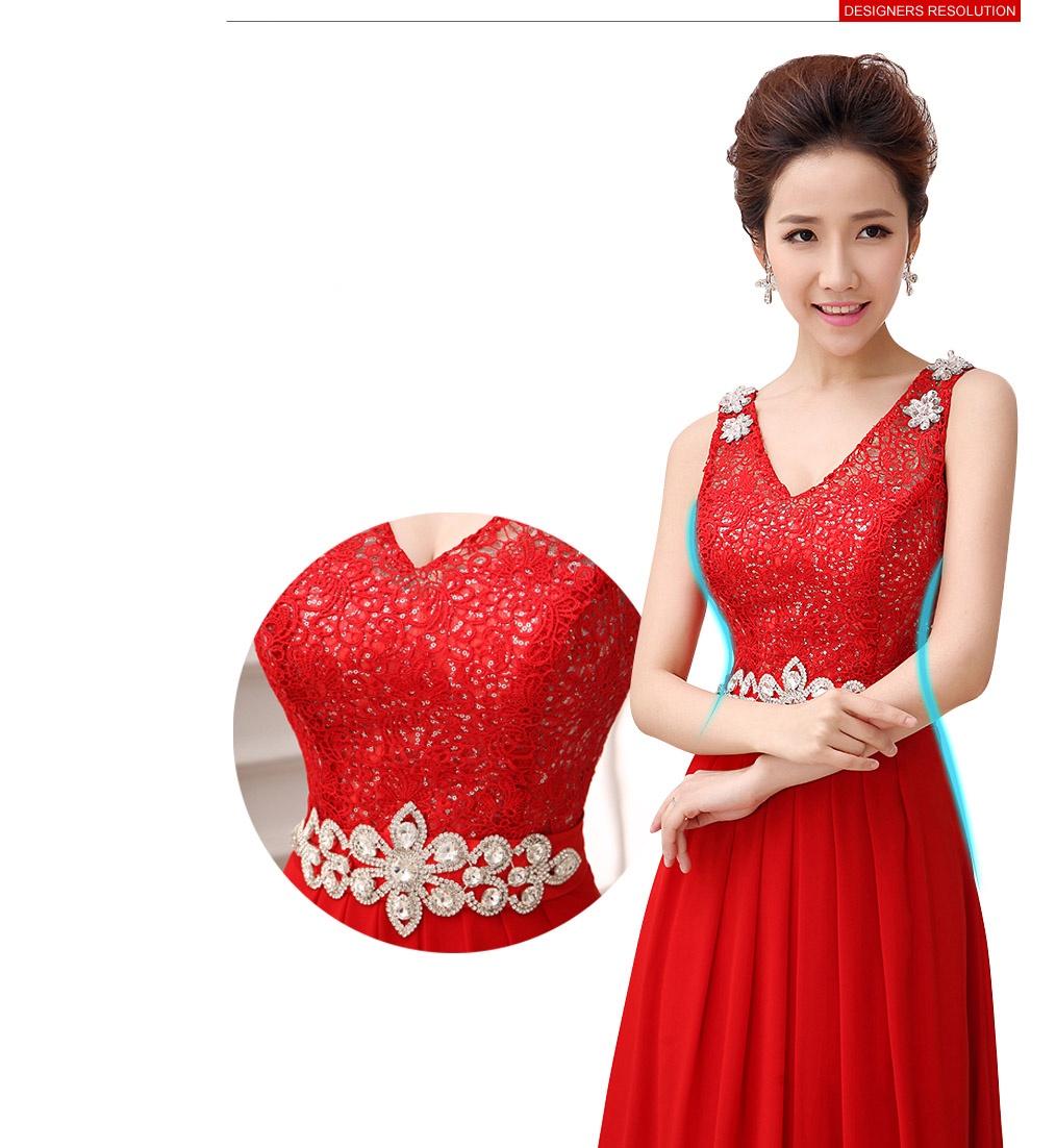 Đầm dạ hội sang trọng DV364 4