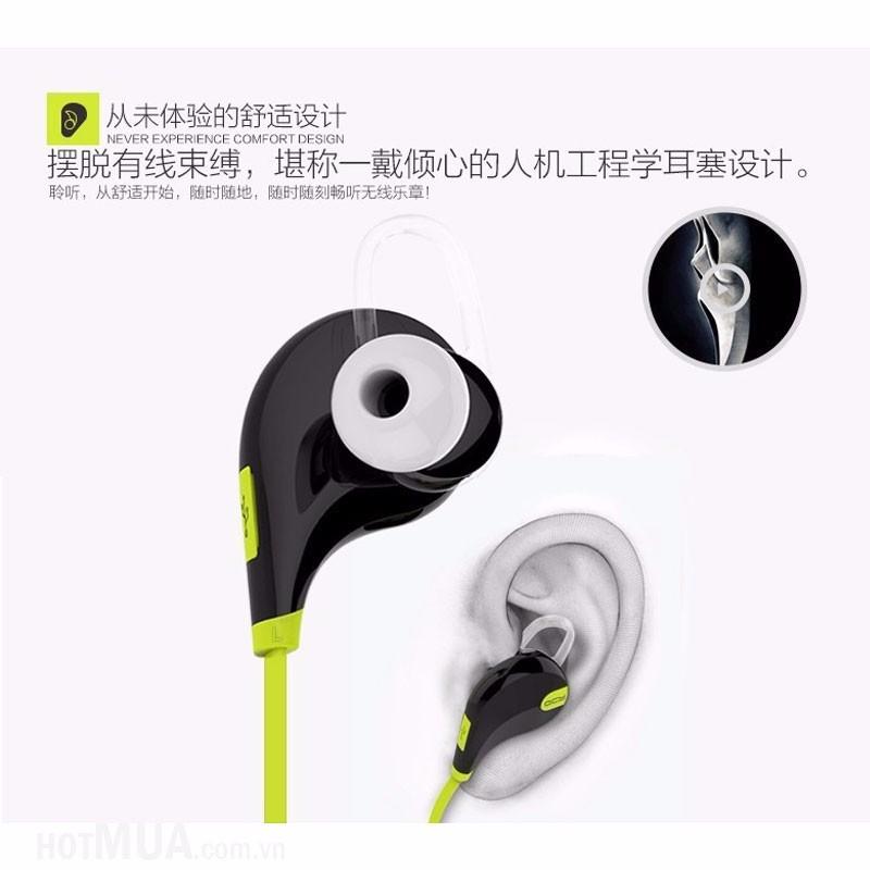 Tai nghe Bluetooth Thể Thao Keao QH2 5