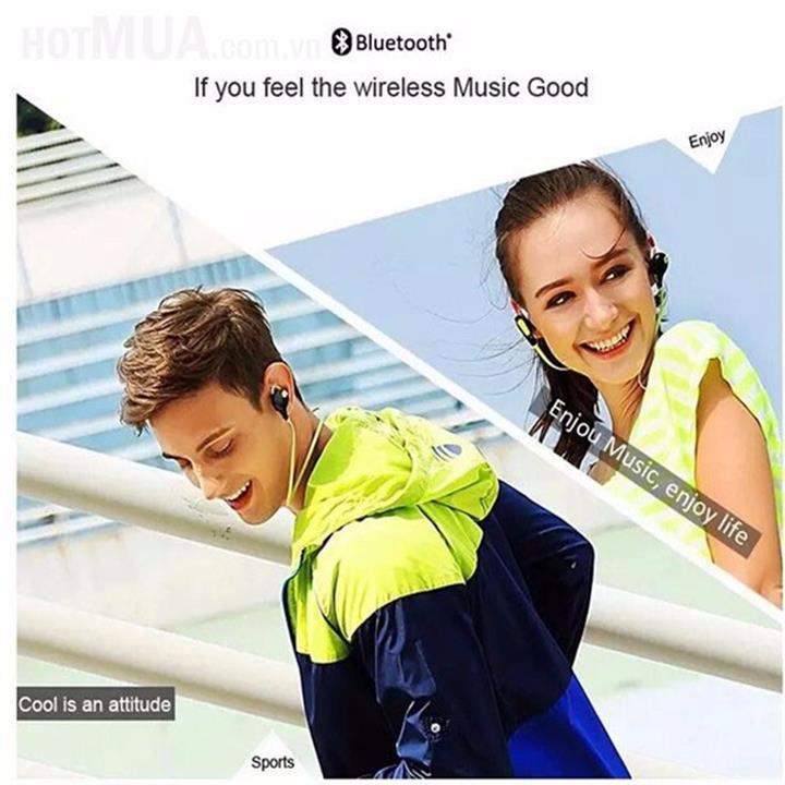 Tai nghe Bluetooth Thể Thao Keao QH2 10