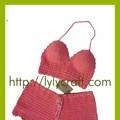 Bikini móc bằng chỉ Cotton NHẬT - Handmade