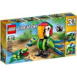 Đồ chơi Lego Creator 31031 - Động Vật Rừng Nhiệt Đới