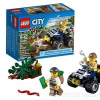 Đồ chơi Lego Creator chính hãng Siêu xe địa hình 60065