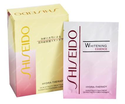 combo 2 hop Mặt nạ bùn non Whitening Essence Shiseido 1