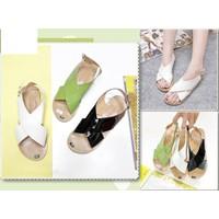 Mozy- Giày sandal bảng chéo xinh xắn MZSD118