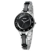Đồng hồ KIMIO hoa văn nữ tính