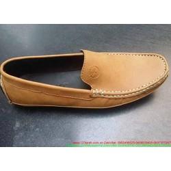 Giày mọi da nam công sở thiết kế đơn giản sang trọng GDNHK78