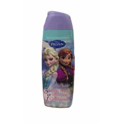 Sữa tắm – Dầu gội – Xả 3 trong 1 Disney Frozen