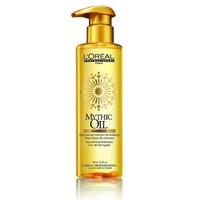 Bộ sản phẩm dầu gội - dầu xã - kem ủ - dầu dưỡng tóc Loreal Mythic Oil