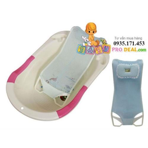 Ghế lót chậu tắm - Lưới tắm an toàn cho bé sơ sinh. - 3837041 , 1865986 , 15_1865986 , 105000 , Ghe-lot-chau-tam-Luoi-tam-an-toan-cho-be-so-sinh.-15_1865986 , sendo.vn , Ghế lót chậu tắm - Lưới tắm an toàn cho bé sơ sinh.