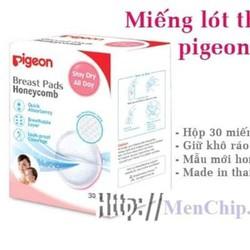 Hộp 30 Miếng lót thấm sữa - PIGEON - THÁI LAN