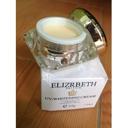 KEM ELIZABETH BRITAIN UV WHITENING CREAM