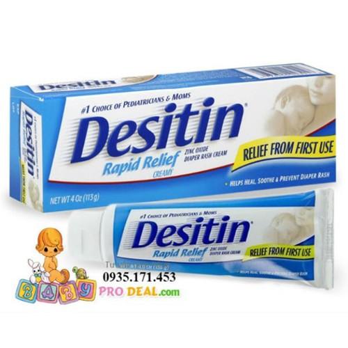 Kem chống hăm Desitin xanh 113g - 3837035 , 1865946 , 15_1865946 , 195000 , Kem-chong-ham-Desitin-xanh-113g-15_1865946 , sendo.vn , Kem chống hăm Desitin xanh 113g