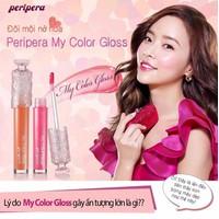 Son Môi Hàn Quốc My Color Gloss