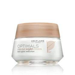 Kem dưỡng  Optimals Even Out Night