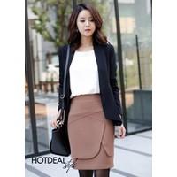 Chân váy công sở Hàn Quốc