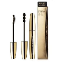 Mascara dài và cong mi Face II Volume Collagen 11g xách tay Hàn Quốc