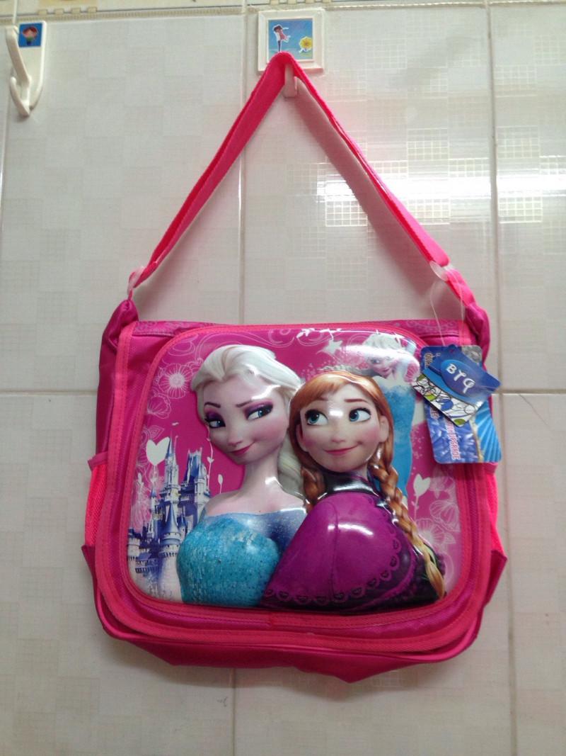 Túi học sinh hình Frozen 1