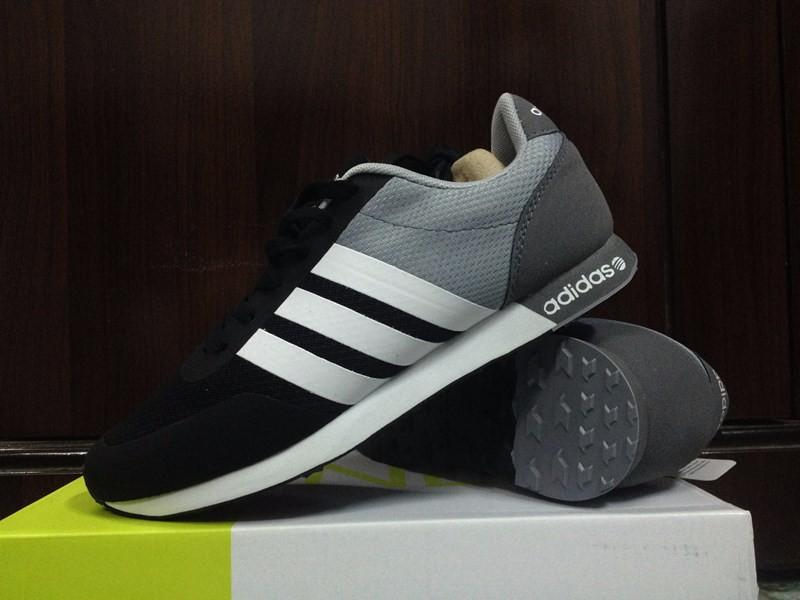 Adidas Neo V Racer Gris