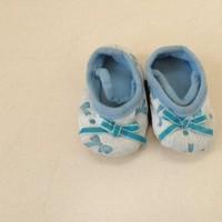 Giày Bé Gái Thái Lan bằng vải