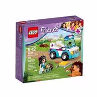 Lego Friends Xe cấp cứu thú nuôi 41086