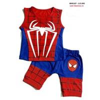 Đồ bộ người nhện cho bé trai