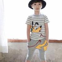 Đồ bộ phong cách cho bé trai