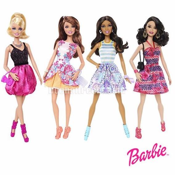 bup be barbie ruc ro sac hoa 1m4G3 d61e35 simg a09f06 568x568 max Lý giải lí do khiến búp bê Barbie được nhiều người ham chuộng