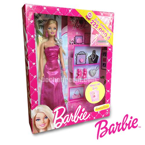 bup be barbie thoi trang da hoi bch58 1m4G3 994f9b simg be5e64 500x500 max Lý giải lý do khiến búp bê Barbie được nhiều người ưa thích