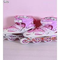 Giầy patin mingxia cực cute Mã: PA0003 - HỒNG