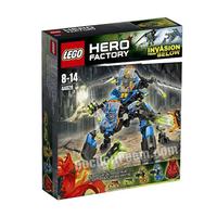 Lego Người máy anh hùng – Cỗ máy chiến đấu Surge và Rocka