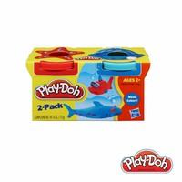 Đất nặn Play-Doh bột nặn 2 màu