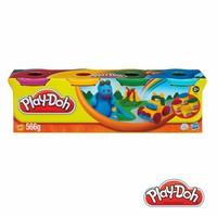 Đất nặn Play-Doh bộ bột nặn 4 màu