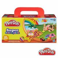 Đất nặn Play-Doh bộ bột nặn 20 màu