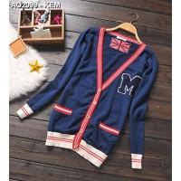 Áo khoác len cardigan m Mã: AO2099 - KEM