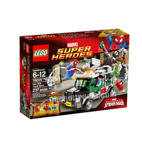 Lego Siêu anh hùng – Doc Ock cướp xe chở tiền