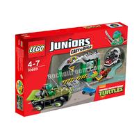 Lego Juniors Căn cứ rùa