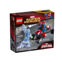 Lego Siêu anh hùng – Người nhện đấu với người điện