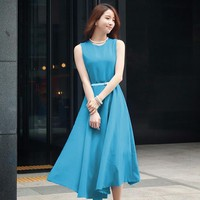 HÀNG NHẬP CAO CẤP - Đầm Maxi Voan Dài Cao Cấp