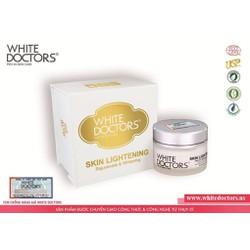 Kem siêu trắng da mặt chống lão hóa White Doctors - Skin lightening