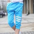 quần lửng nam dạo phố 3 sọc Mã: NL0221 - XANH
