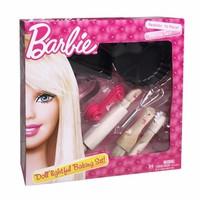 Bộ dụng cụ làm bánh Barbie 16 món CH20583B