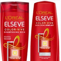 Bộ Dầu gội và xả loreal dành cho tóc nhuộm